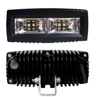"Aurora 4"" Single Row 5w LED LIGHT BAR - 4 X 5W Cree LED"