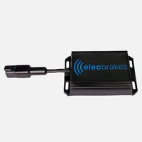 Wireless Bluetooth Elecbrake Controller with Option Accessories and Plug N PLay adapter