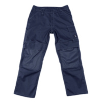Work Wear Mascot Trousers, Mens Houston Industry Trousers,2 Toned 35% Cotton