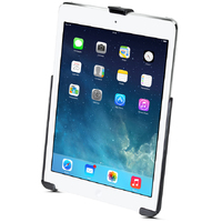RAM-HOL-AP17U - RAM EZ-Roll'r Cradle for Apple iPad 6th gen, Air 1-2  Pro 9.7