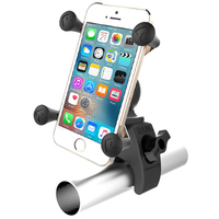 RAM-HOL-UN7-400U - RAM Tough-Claw Mount with Universal X-Grip Phone Cradle