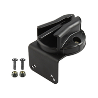 RAM-VC-MC1 - RAM Tough-Box Console Microphone Clip Base with 90 Degree Mounting Bracket