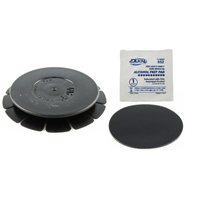 RAP-350BU - RAM Rose Adhesive Suction Cup Black Base