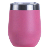 Stainless Steel Thermal Mug - Pink